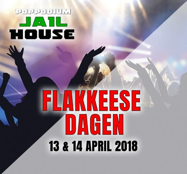 Tickets flakkeese dagen 2018