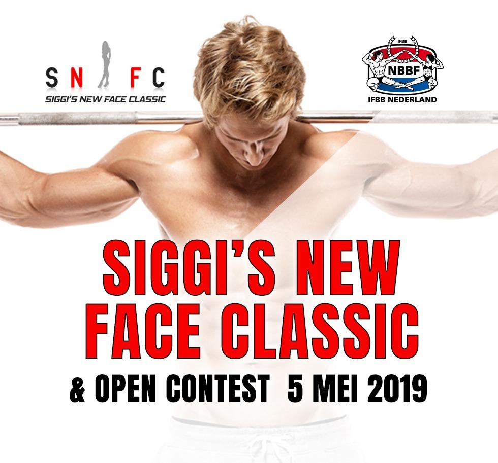 Siggi's New Face Classic & Open Contest 2019