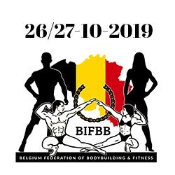 BIFBB Belgique Championnats 2019