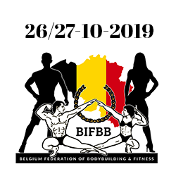 BIFBB Belgium Championships 2019