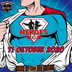 heroes cup Luxembourg ticket
