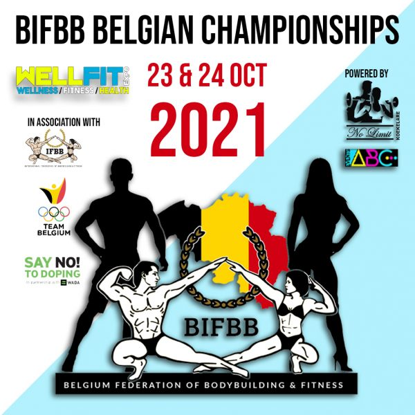 BIFBB BK 2021 ticket website