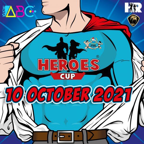 ifbb heroes cup 2021
