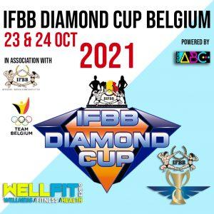 ifbb diamond cup belgium 2021 vierkant