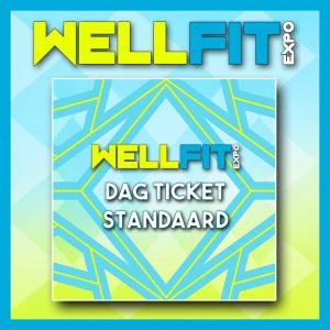 WellFit Expo dagticket standaard