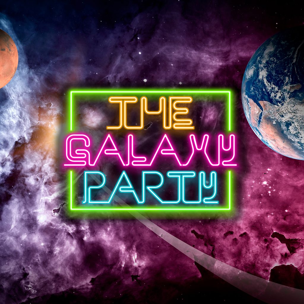 The Galaxy Party